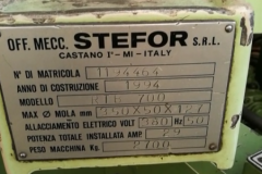 STEFOR RTB 800.4